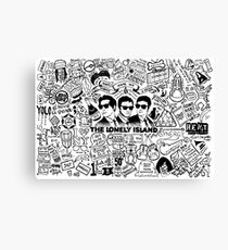 The Lonely Island - Who Said We're Wack Canvas Print
