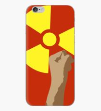 Power of the Atom iPhone Case