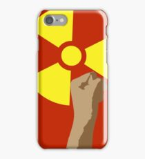 Power of the Atom iPhone Case/Skin