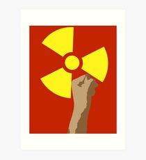 Power of the Atom Art Print