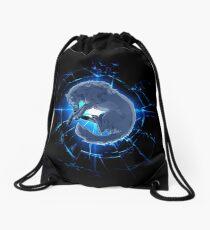 dormant spirit Drawstring Bag