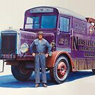 Leyland breakdown from the 1930s. by Mike Jeffries