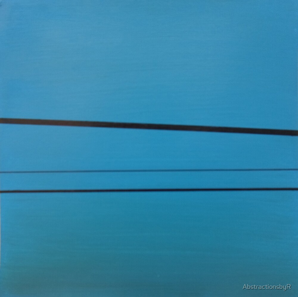 Power Lines 01 by AbstractionsbyR