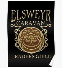 Elsweyr Traders Guild Poster