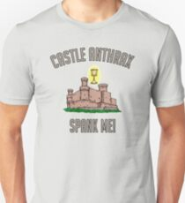 MONTY PHYTHON HOLY GRAIL - CASTLE ANTHRAX - ZOOT AND DINGO T-Shirt