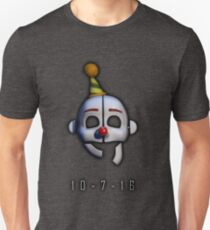 Five Nights at Freddy's - Sister Location Release Date T-Shirt