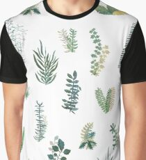 green garden Graphic T-Shirt
