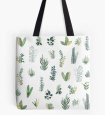 green garden Tote Bag