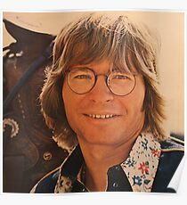 John Denver - Windsong Poster