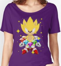 Super Sonic Women's Relaxed Fit T-Shirt