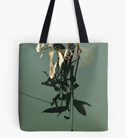 Reflections of Leaves Tote Bag