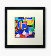 Pearl Necklace Framed Print