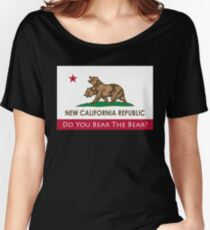 Do You Bear The Bear? - NCR Women's Relaxed Fit T-Shirt