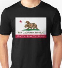 Do You Bear The Bear? - NCR Unisex T-Shirt