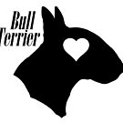 Bull Terrier <3 by stellarmule