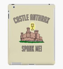 MONTY PHYTHON HOLY GRAIL - CASTLE ANTHRAX - ZOOT AND DINGO iPad Case/Skin