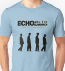 Echo and The Bunnymen - Songs To Learn & Sing Unisex T-Shirt