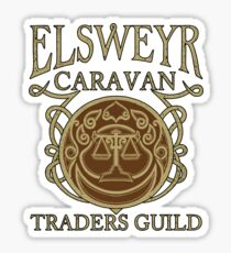 Elsweyr Traders Guild Sticker