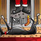 Greytmas Stocking by RichSkipworth