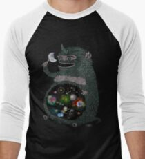 SPACE JUNKIE Men's Baseball ¾ T-Shirt
