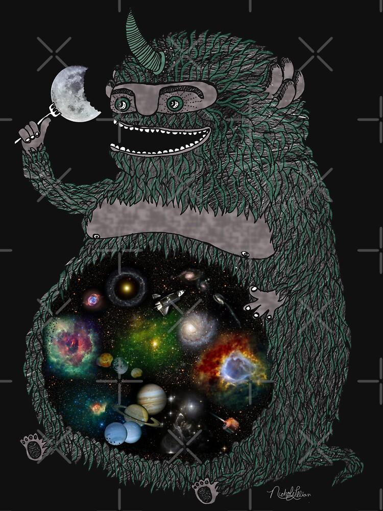 SPACE JUNKIE von ratkiss