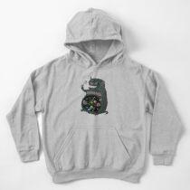 Sudadera con capucha para niños SPACE JUNKIE