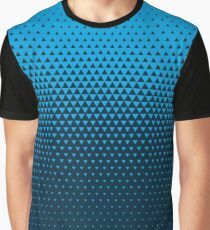 TriFade   Blue Edition Graphic T-Shirt