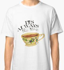 Teatime! Classic T-Shirt