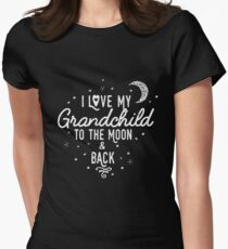 I Love My Grandchild to the Moon and Back T-Shirt