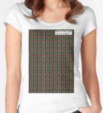 Damn Traffic Lights Women's Fitted Scoop T-Shirt