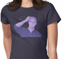 Alistair Cheese Womens Fitted T-Shirt