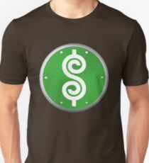 Drop It For $10,000! (Green) Unisex T-Shirt