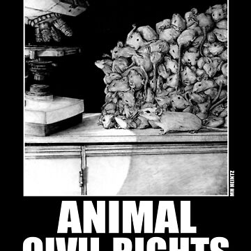 Animal Civil Rights (mice) by walterdoe
