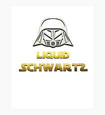 SPACEBALLS LIQUID SCHWARTZ Photographic Print