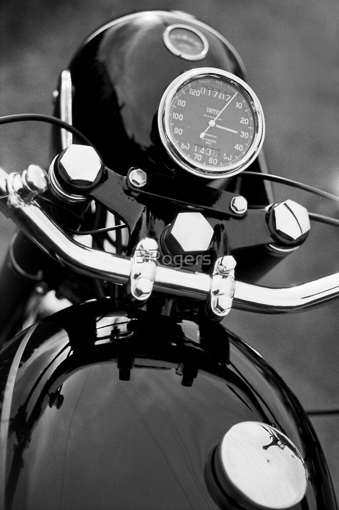 Velocette 500 Thruxton by BRogers