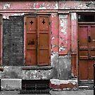 Princelet Street, Spitalfields by Cameron Hampton