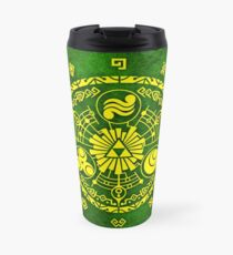 Legend Of Zelda Travel Mug