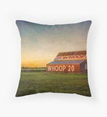 Aggie Barn 2016 Throw Pillow