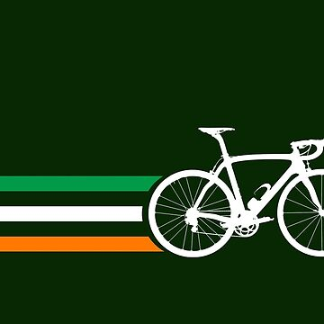 Bike Stripes Irish National Road Race v2 by sher00