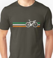Bike Stripes Irish National Road Race v2 T-Shirt