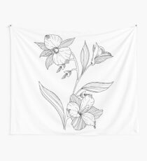 Flower VII Wall Tapestry