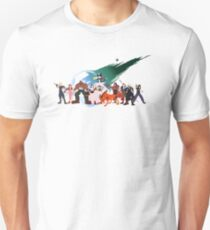 (NO BACKGROUND) Final Fantasy VII Characters T-Shirt