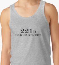 221B Baker Street Tank Top