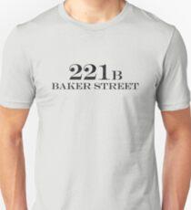 221B Baker Street Unisex T-Shirt
