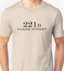 Camiseta unisex 221B Baker Street