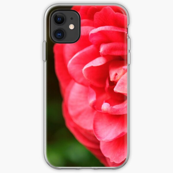 Cypress Gardens Flower Bloom iPhone Soft Case
