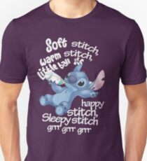 Soft Kitty - Stitch Unisex T-Shirt