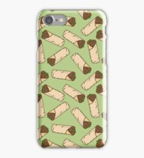 Burrito iPhone Case/Skin
