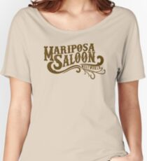 Mariposa Saloon Women's Relaxed Fit T-Shirt