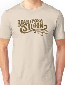 Mariposa Saloon Unisex T-Shirt
